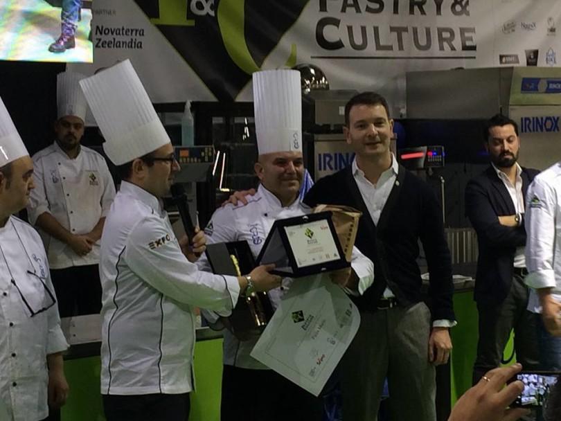 Mario Failla vince al Sigep 2017
