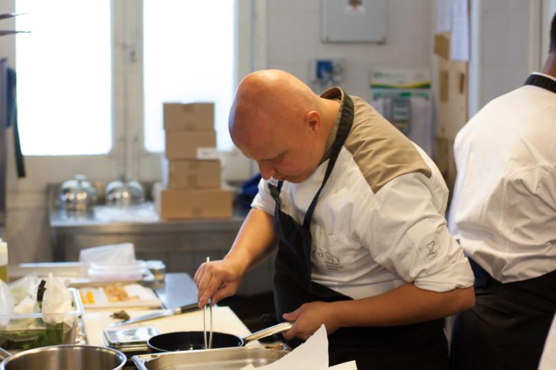 Chef Giuseppe Raciti