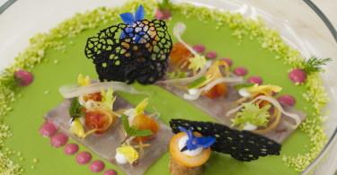 Opa di Primavera dello Chef Peppe Raciti