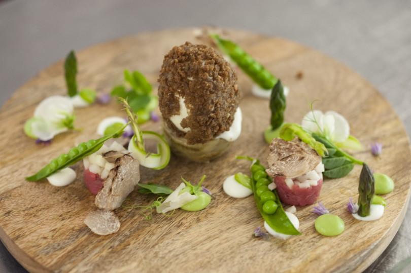 Uovo di Pasqua di Peppe Torrisi